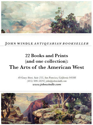 22 Books and Prints (and one collection): The Arts of the American West