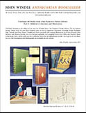 Catalogue 60, Part 5: Children's Literature and Illustration