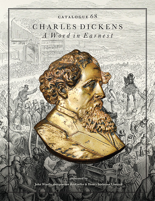 Catalogue 68: Charles Dickens, A Word in Earnest