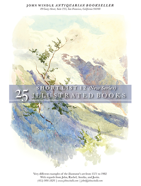 Short List 12 (New Series): 25 Illustrated Books