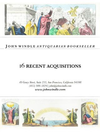 16 Recent Acquisitions