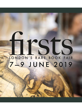 Firsts London's Rare Book Fair