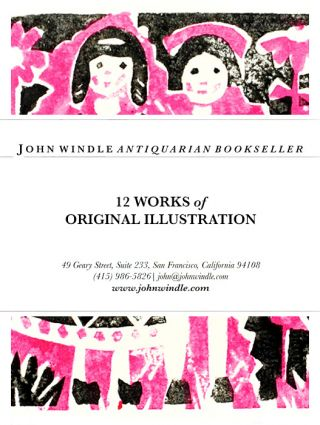 12 Works of Original Illustration