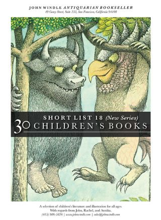 Short List 18: (New Series) 30 Children's Books