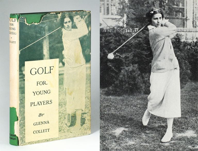 Golf for Young Players. Glenna Collett.