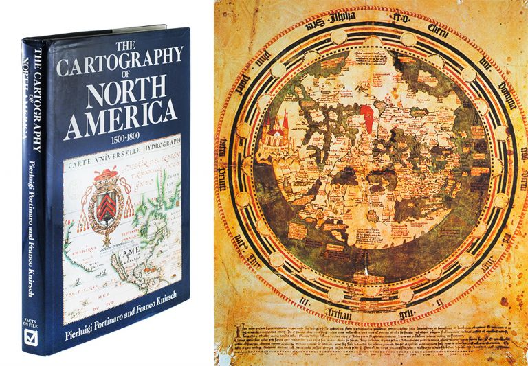 The Cartography of North America 1500-1800. Pierluigi Portinaro, Franco Knirsch.
