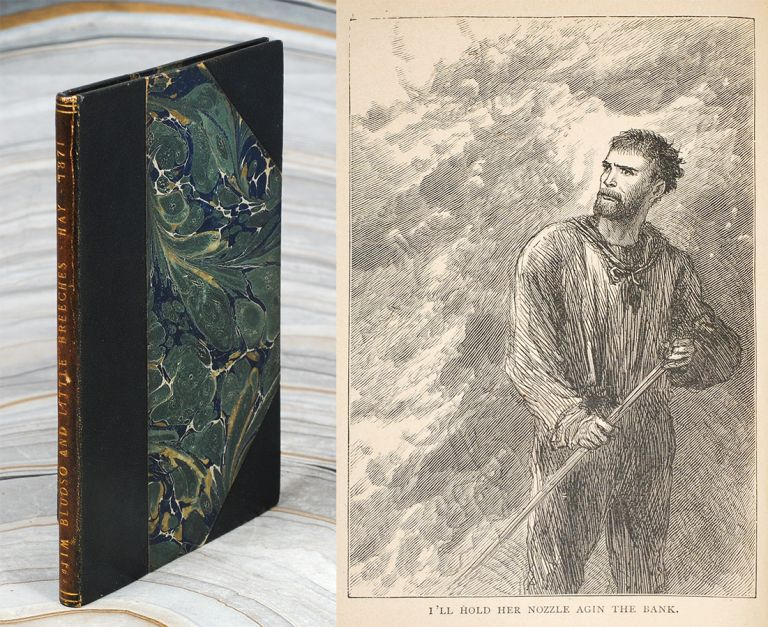 Jim Bludso of the Prairie Belle and Little Breeches...With Illustrations By S. Eytinge, Jr. John Hay.
