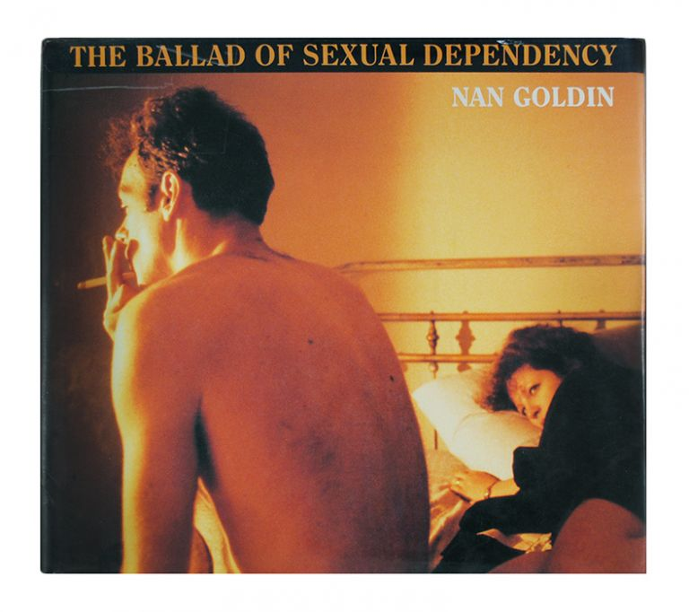 The Ballad of Sexual Dependency. Nan Goldin.