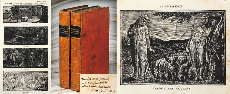 The Pastorals of Virgil. William. Thornton Blake, Robert John.