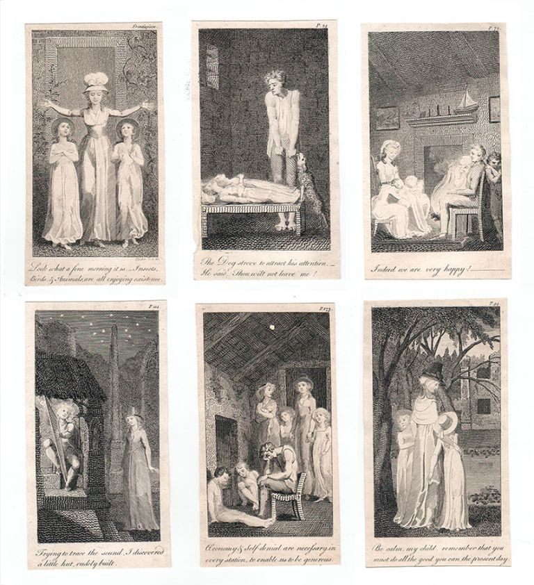 Original Stories from Real Life... plates only. William. Wollstonecraft Blake, Mary.