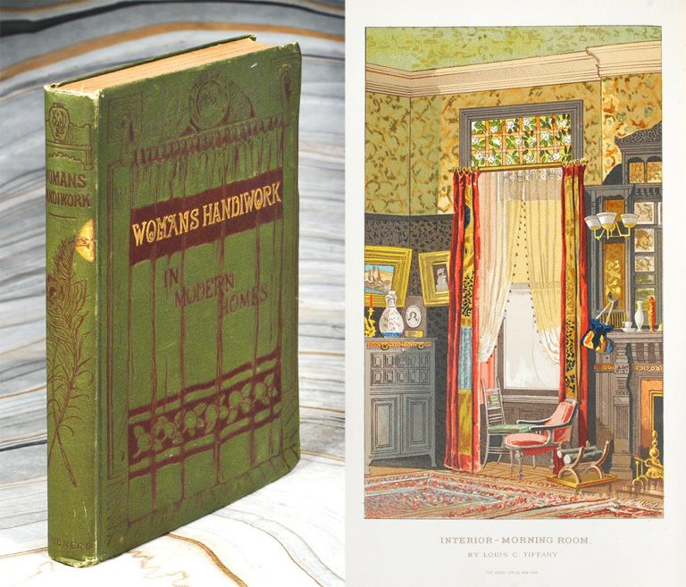 Woman's Handiwork in Modern Homes. Constance Cary Harrison.