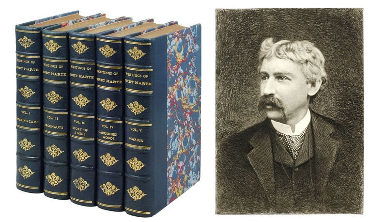 The Writings of Bret Harte. Bret Harte.