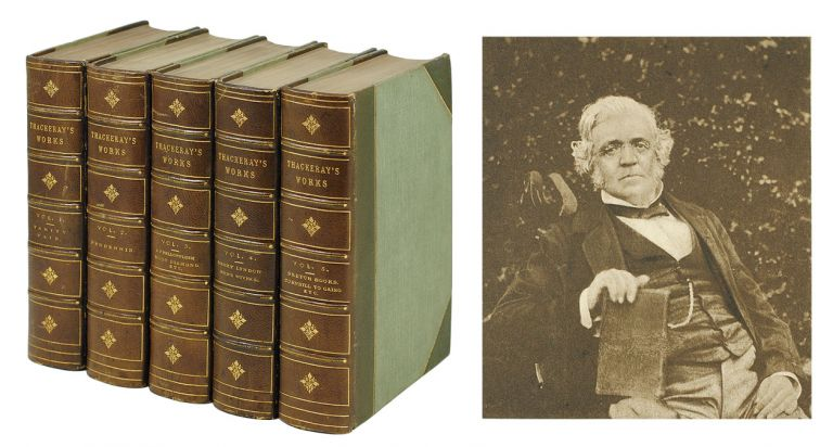 The Works of William Makepeace Thackeray. William Makepeace Thackeray.