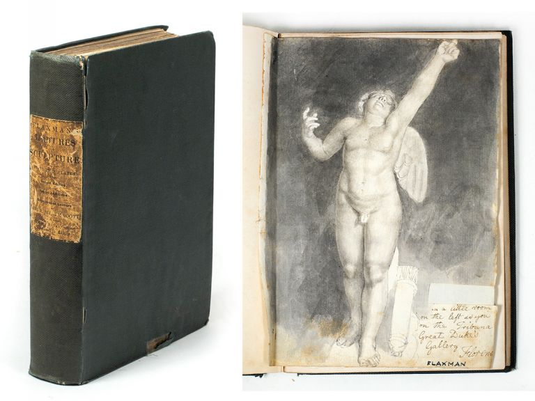 Lectures on Sculpture, as delivered before the President and Members of the Royal Academy. Second edition. John Flaxman.
