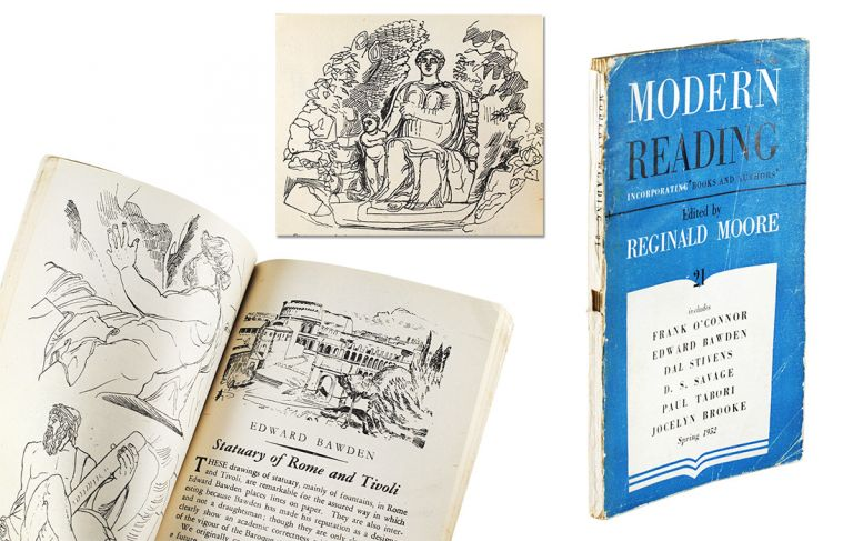 Modern Reading. Edited by Reginald Moore. [no.] 21. Edward Bawden.