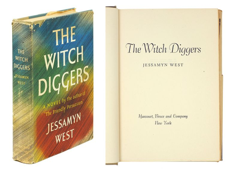 The Witch Diggers. Jessamyn West.
