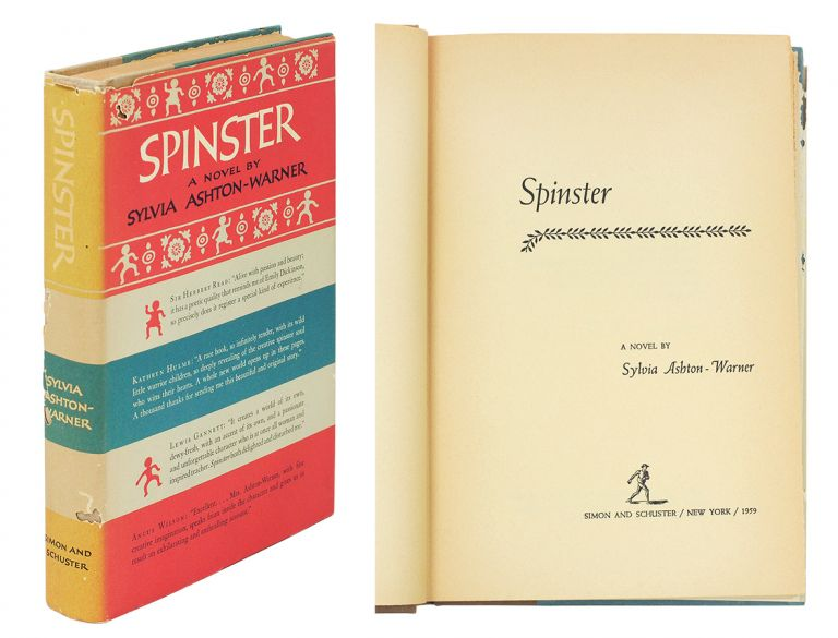 Spinster. Sylvia Ashton-Warner.