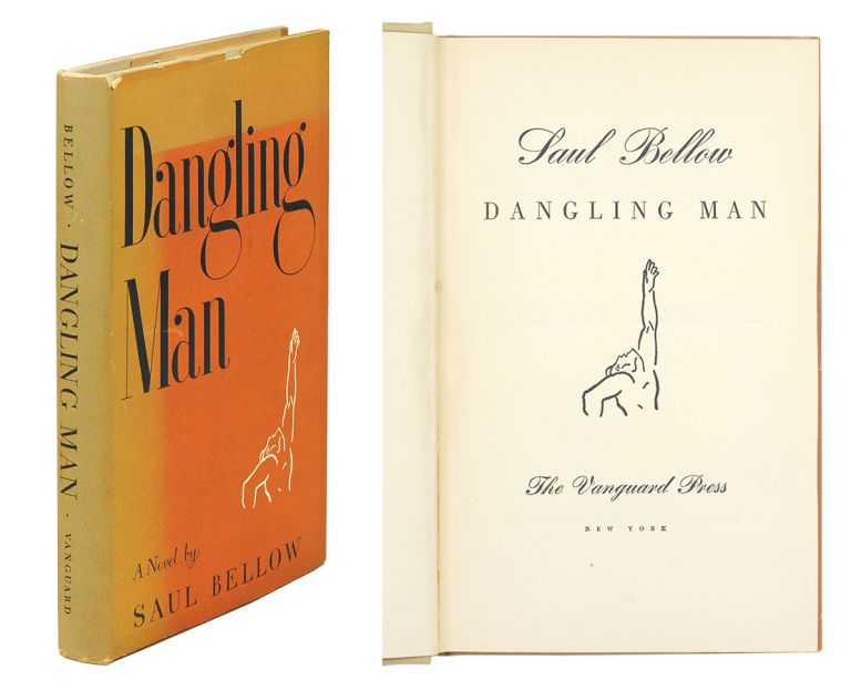 Dangling Man. Saul Bellow.