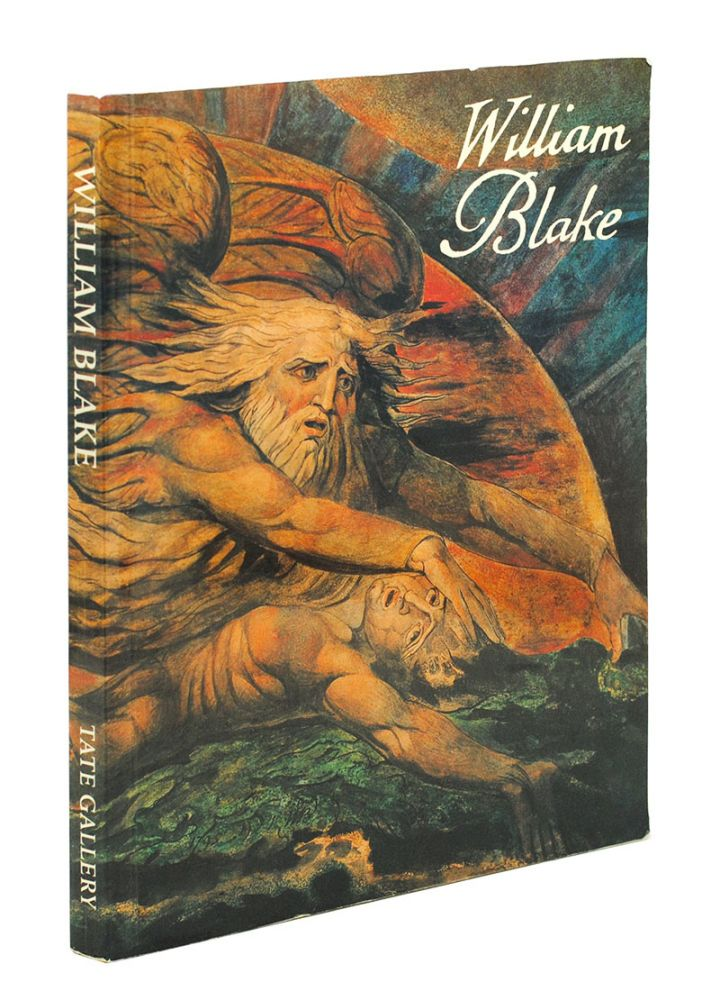 William Blake. Martin Butlin.