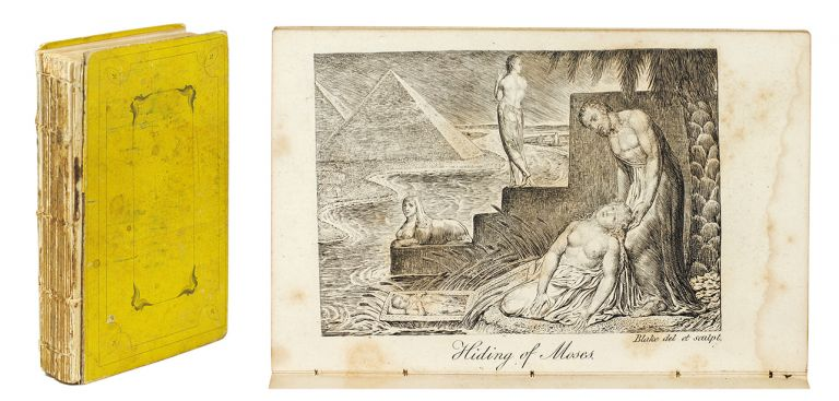 Remember Me! A New Years Gift or Christmas Present, 1826. William Blake.