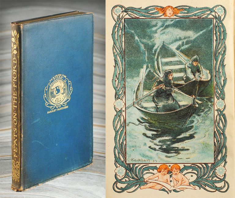 Feats on the Fjord. Harriet Martineau.