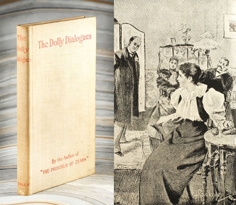 The Dolly Dialogues. Anthony Hope.
