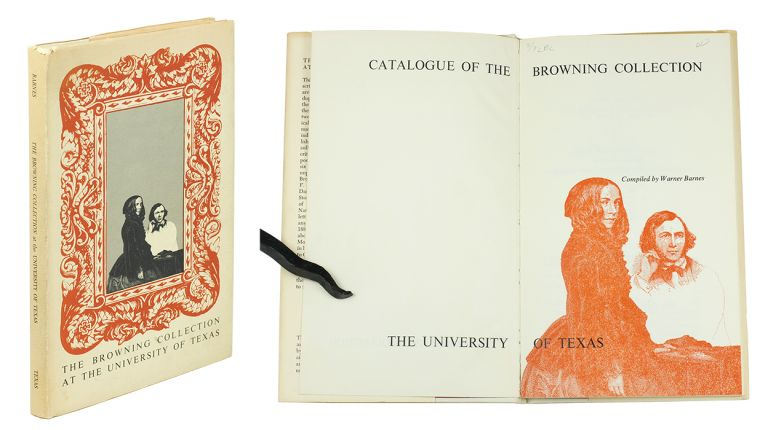 Catalogue of the Browning Collection. R. Browning, E B. B.