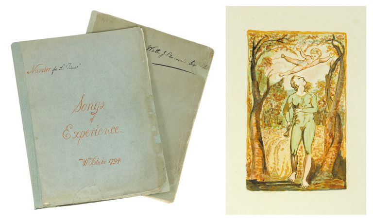 Songs of Innocence [and] Songs of Experience. William Blake.