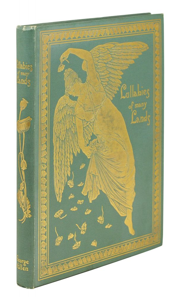 Lullabies of Many Lands...With Seventy-Seven Illustrations by Emily J. Harding. Alma Strettell.