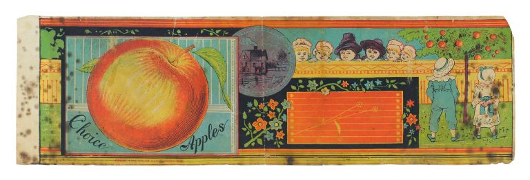 Apple Crate Label. Anonymous.