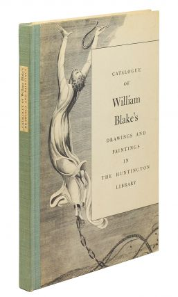 Catalogue of William Blake's Drawings and Paintings in the Huntington Library. Enlarged and...