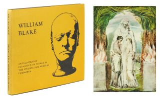 William Blake Catalogue of the Collection in the Fitzwilliam Museum Cambridge. David Bindman