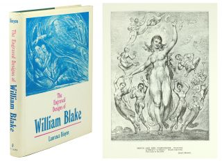 The Engraved Designs of William Blake. Laurence Binyon