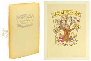 A Garland of Juvenile Bookplates. Elizabeth Watson Diamond