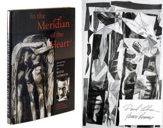 In the Meridian of the Heart. Selected Letters of Rico Lebrun. Rico. Renner LeBrun, James, David...