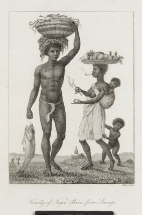 Narrative, of a Five Years' Expedition, against the revolted Negroes of Surinam… Family of...