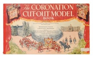 The Coronation Cut-Out Model Book. C. K. Shaw