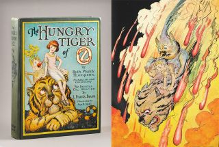 The Hungry Tiger of Oz. Ruth Plumly. John R. Neill Thompson, by