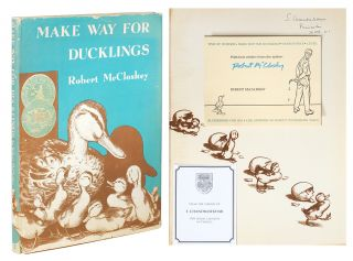 Make Way For Ducklings. Robert McCloskey