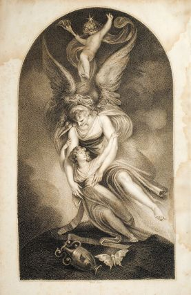 frontispiece only to] Sorrows Sacred to the Memory of Penelope. [by Sir Brooke Boothby Bart]....