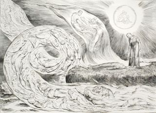 Illustrations to Dante's Inferno. William Blake