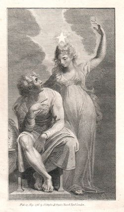 Aratus the Poet and Urania the Muse of Astronomy. Henry. Bonnycastle Fuseli, John