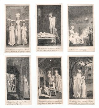 Original Stories from Real Life... plates only. William. Wollstonecraft Blake, Mary