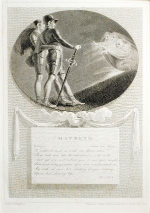 A New Edition of Shakespeare's Plays (Macbeth). Henry. Heath Fuseli, J
