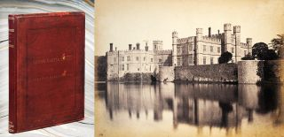 The History and Description of Leeds Castle, Kent. Martin Charles Wykeham