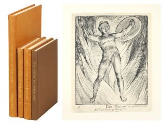 The Gates of Paradise. For Children. For the Sexes. William Blake, Trianon Press