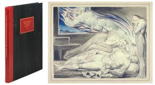 William Blake's Watercolour Inventions in Illustration of The Grave by Robert Blair; Edited...
