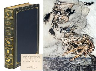 The Ingoldsby Legends or Mirth and Marvels... Illustrated by Arthur Rackham. Richard Harris Barham