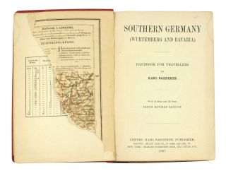 Southern Germany (Wurtemberg and Bavaria) Handbook for Travellers.