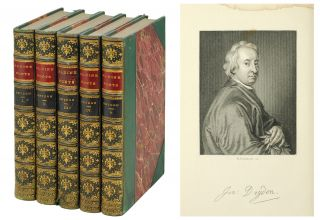 The Aldine Edition of the British Poets. The Poetical Works of John Dryden. John. Mitford Dryden,...
